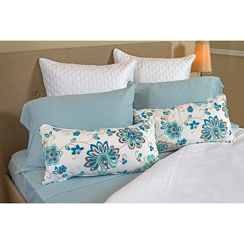 Sky Rayon from Bamboo Twin Sheet Set