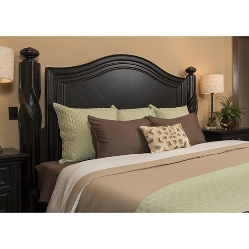 Champagne and Ivory Rayon from Bamboo Reversible Twin Duvet Cover