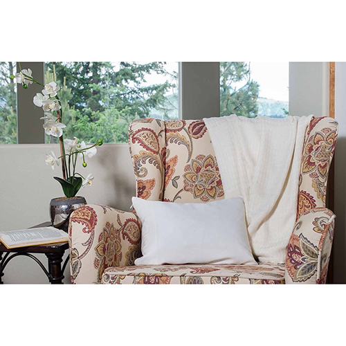 BedVoyage Ivory Rayon from Bamboo Travel Pillowcase