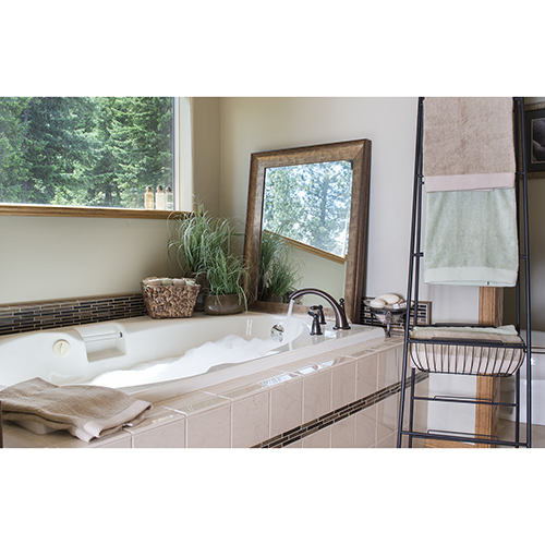 Champagne Rayon from Bamboo blend Resort Bath Towels