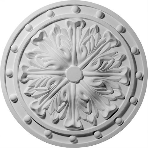 Ekena Millwork Foster Acanthus Leaf Ceiling Medallion
