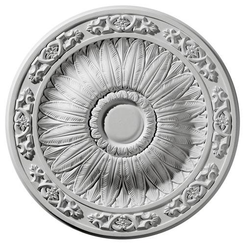 Ekena Millwork Lunel Ceiling Medallion