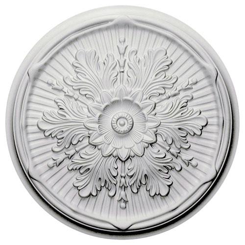 Ekena Millwork Luton Ceiling Medallion