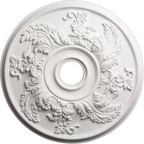 Ekena Millwork Acanthus Twist Ceiling Medallion