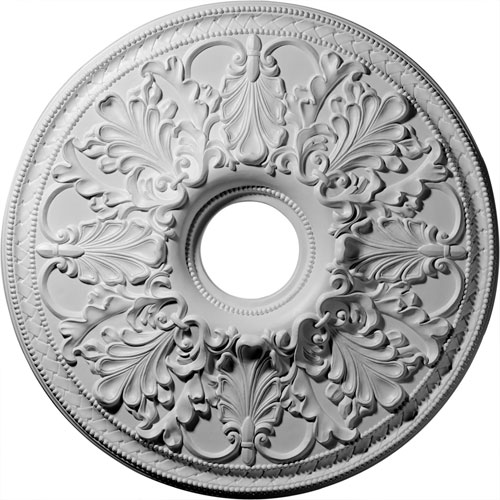 Ekena Millwork Ashley Ceiling Medallion