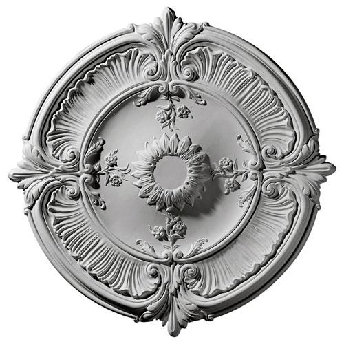 Attica Acanthus Leaf Ceiling Medallion