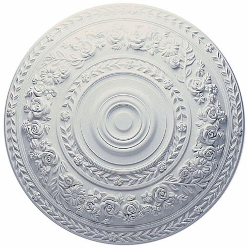Ekena Millwork Rose Ceiling Medallion
