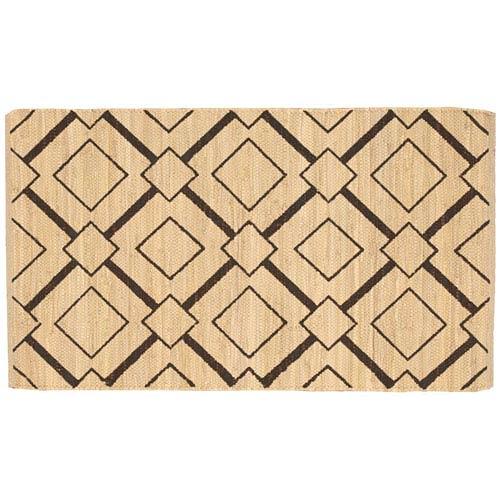 kathy ireland HOME Cortege Beige Rectangular: 2 Ft 3 In x 3 Ft 9 In Rug