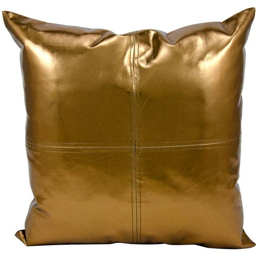 Bronze 16-Inch Decorative Pillow