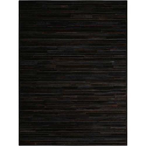 Prairie Black Rectangular: 9 Ft. x 12 Ft. Rug