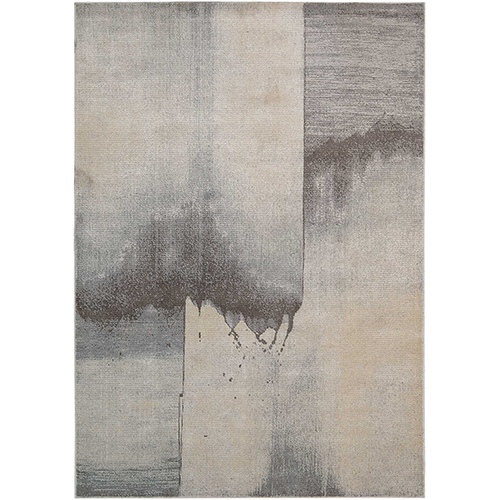 Gradient Fjord Silica Rectangular: 9 Ft. 9 In. x 13 Ft. 9 In. Rug