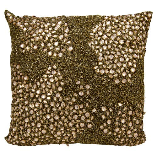 Luminecence Amber 16-inch Pillow