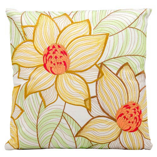 Multicolor 18-inch Outdoor Pillow