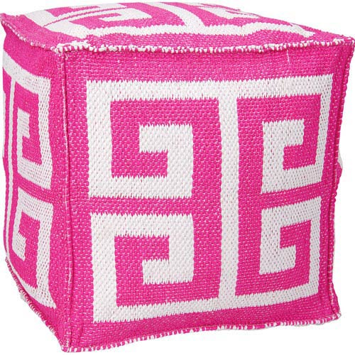 Nourison Pink 20-Inch Outdoor Pillow