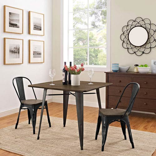 36 Inch Square Dining Table Bellacor