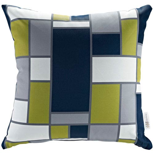 Outdoor Patio Pillow in Rectangle