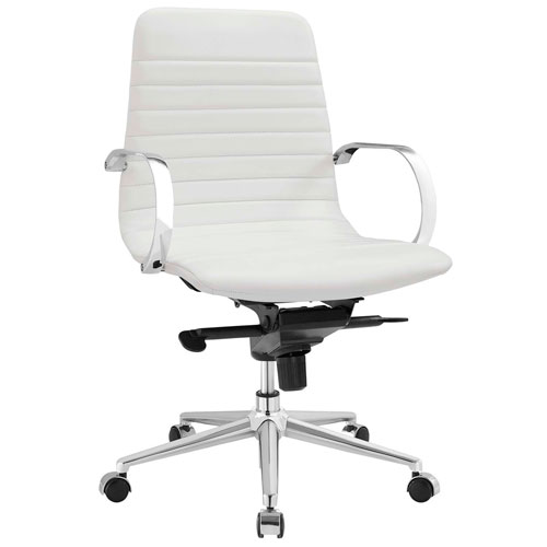 Modway Furniture Groove Ribbed Back Office Chair