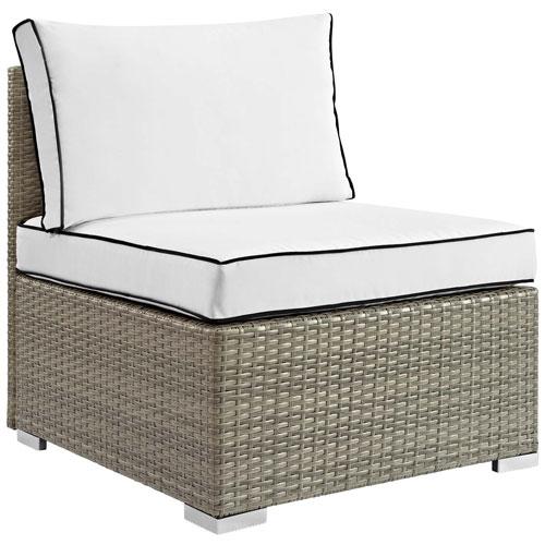 Repose Outdoor Patio Armless Chair