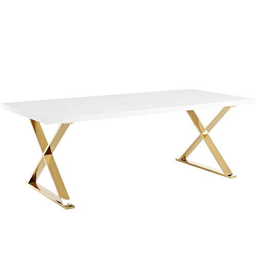 Modway Furniture Sector Dining Table
