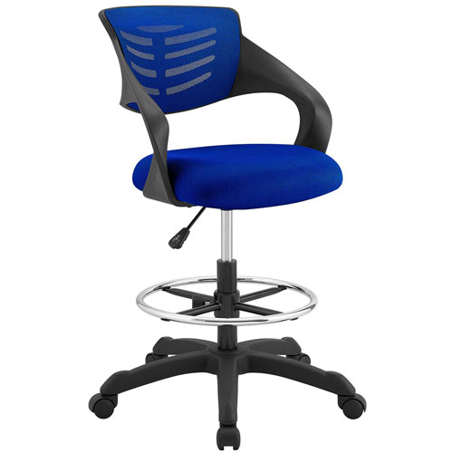 Modway Furniture Thrive Mesh Drafting Chair