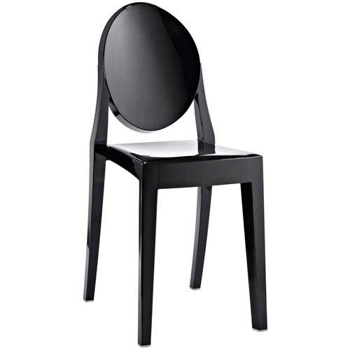 Modway Furniture Casper Dining Chair In Black 2128EEI122BLK_1  2128EEI122BLK_2 2128EEI122BLK_3 2128EEI122BLK_4 2128EEI122BLK_5