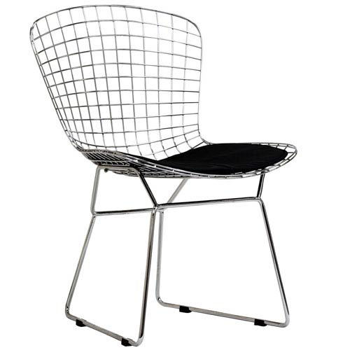 Modway Furniture CAD Dining Chair in Black