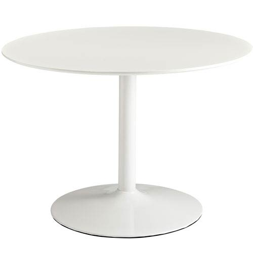 Revolve Dining Table in White
