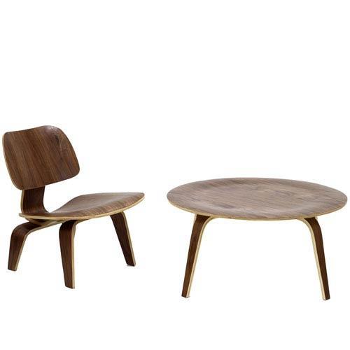 Modway Furniture Fathom Living Room Set