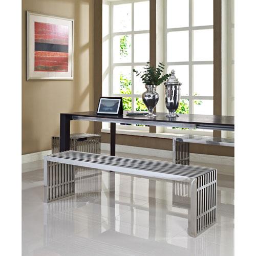 Modway Furniture Gridiron Benches Set of Three