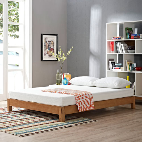 Aveline 6-inch Full Mattress in White