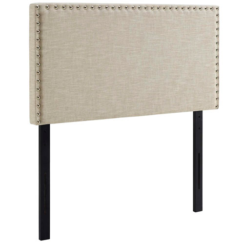 Modway Furniture Phoebe Twin Upholstered Fabric Headboard