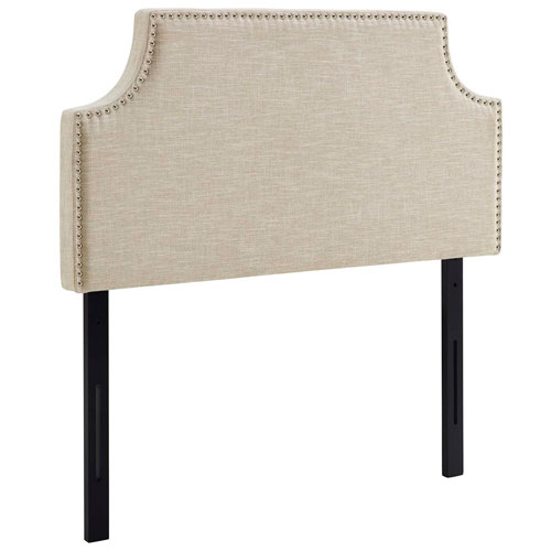 Modway Furniture Laura Twin Upholstered Fabric Headboard
