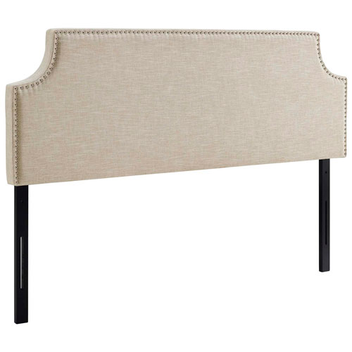 Modway Furniture Laura King Upholstered Fabric Headboard