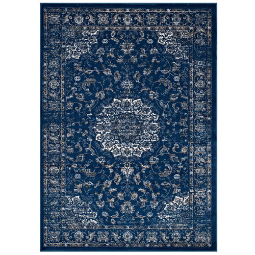 Modway Furniture Lilja Distressed Vintage Persian Medallion 8x10 Area Rug