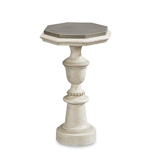 Arch Salvage Cirrus and Mist Maggie Spot Table