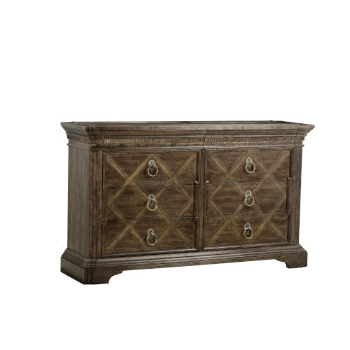 American Chapter Makers 72-Inch Antler Hill Dresser