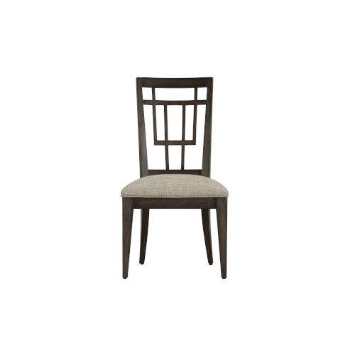 Woodwright Sandstone 40-Inch Rohe Side Chair, Set of Two