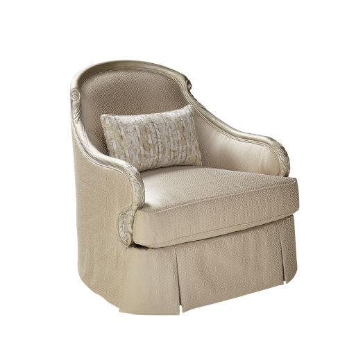 Chamberlain Bezel Bezel 23-Inch Swivel Chair