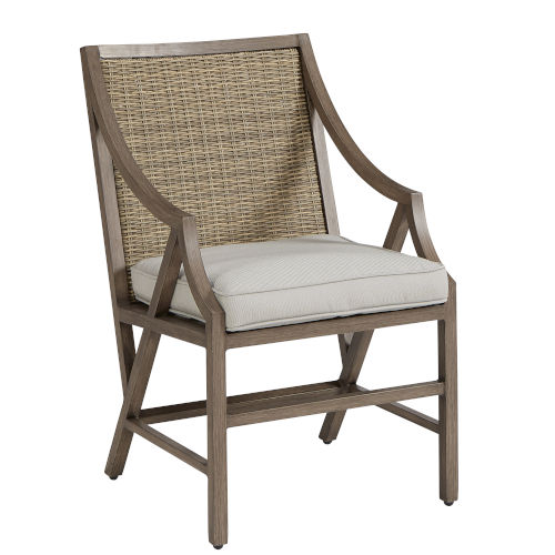 Summer Creek Pampas 37-Inch Outdoor Dining Chair