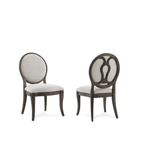 St. Germain Oval Back Side Chair- Set of 2
