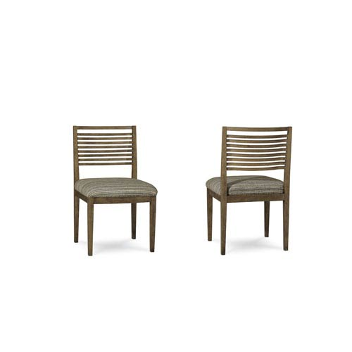 Epicenters Williamsburg Slatback Side Chair, Set of Two