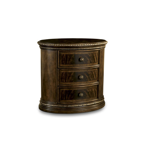 A.R.T. Furniture Gables Oval Nightstand Wood