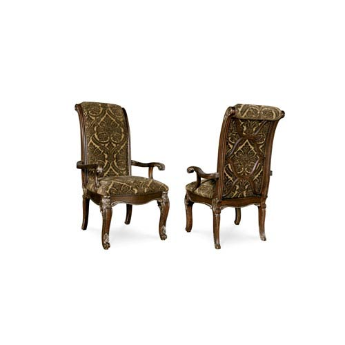 A.R.T. Furniture Gables Upholstered Back Arm Chair
