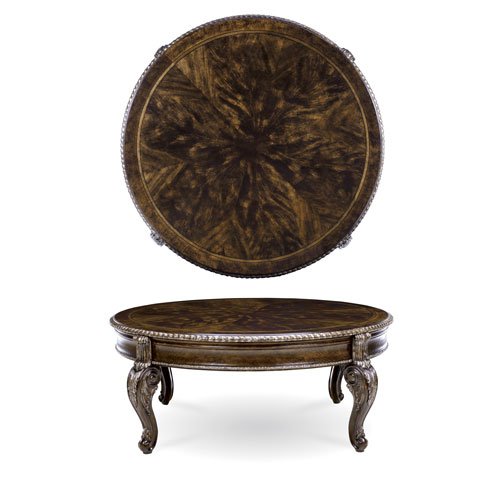 Gables Round Cocktail Table
