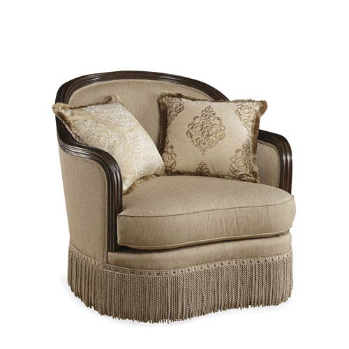 A.R.T. Furniture Giovanna Golden Quartz Matching Chair