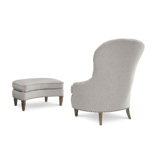 A.R.T. Furniture Collection One Upholstered Christiansen Tufted Accent Chair