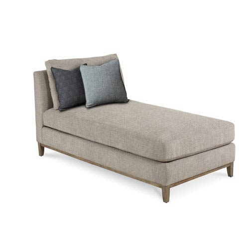 A.R.T. Furniture Epicenters Upholstered Chaplin Sectional Chaise