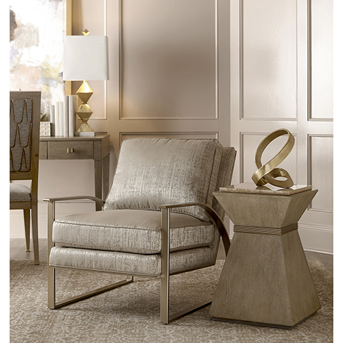 Cityscapes Bedford Crystal Accent Chair