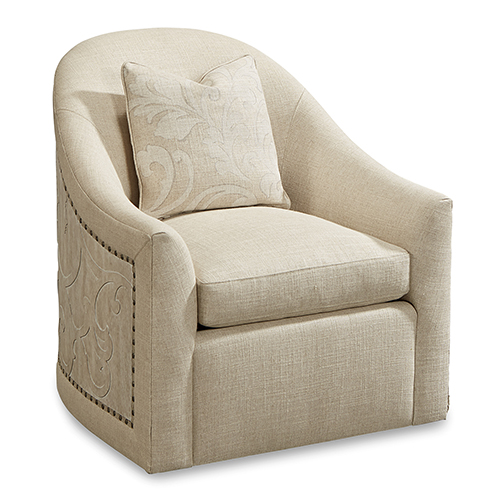 Arch Salvage Coulter Swivel Chair