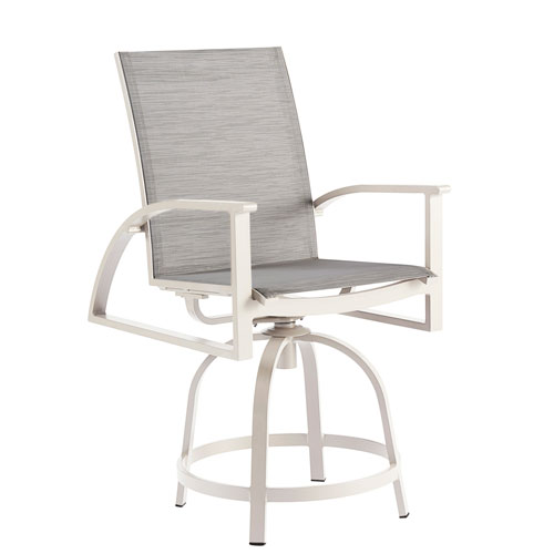 A.R.T. Furniture Cityscapes Outdoor Claidon Sling Counter Stool